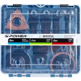 PowerFit 12pcs mixed set