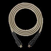 POWERFIT Pressure washer 12m extension hose